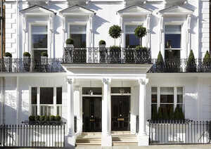 7 bedroom house in Knightsbridge